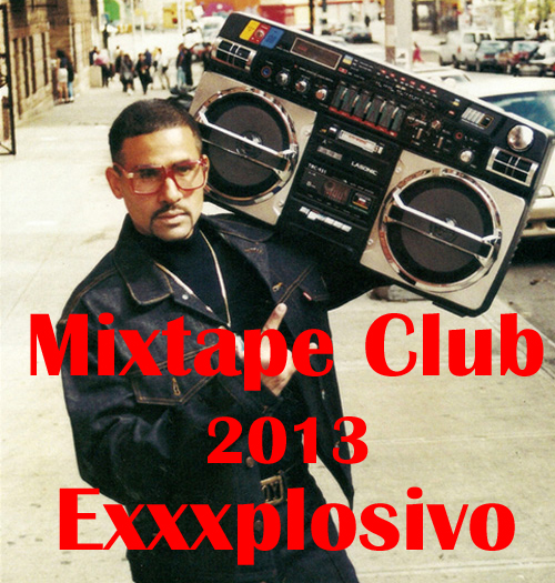 Mix Tape Club 2013