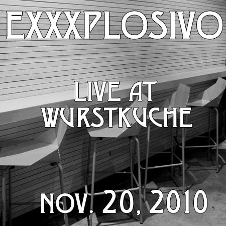 Wurstkuche Nov 20, 2010