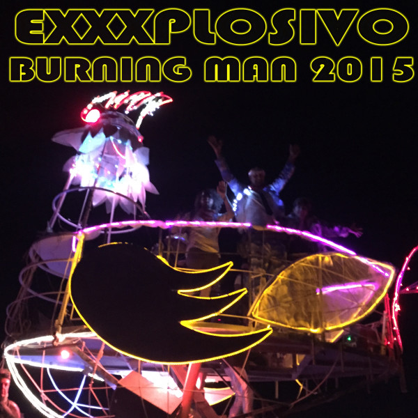Live at Burning Man 2015